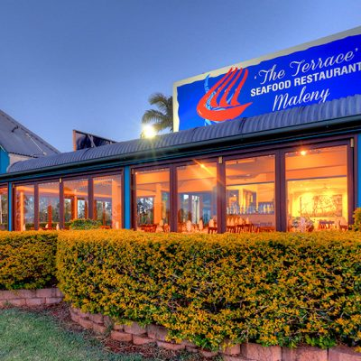 The Terrace Seafood Restaurant Maleny